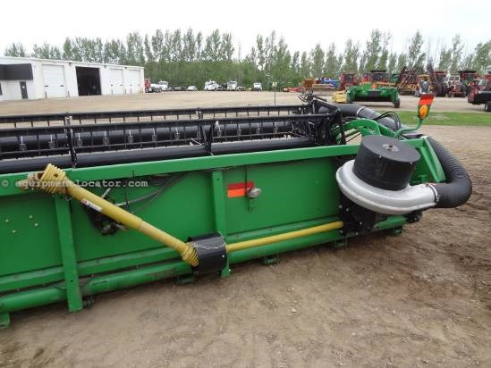 2004 John Deere 630F - AirBar, AHHC (9550,9650,9750) Header-Flex For Sale