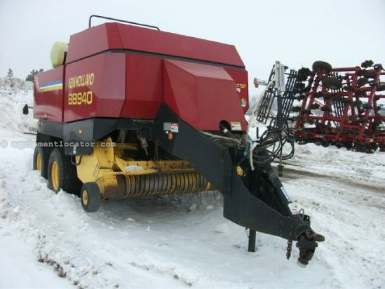 2002 New Holland BB940 Baler-Big Square For Sale
