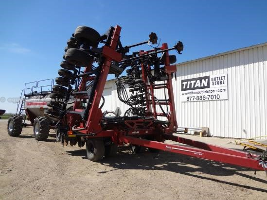 2012 Amity 40SD-40 ft, Single Disk, 335 bushel Tank, Markers Air Drill For Sale