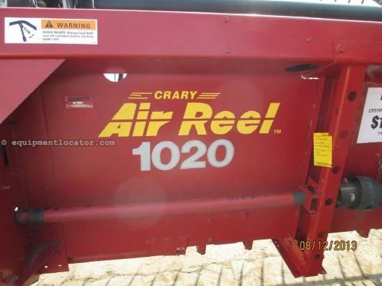 2000 Case IH 1020,25',(2166/2188/2366/2388), Air Reel, HHC Header-Flex For Sale