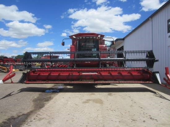 2008 Case IH 1020 Header-Flex For Sale