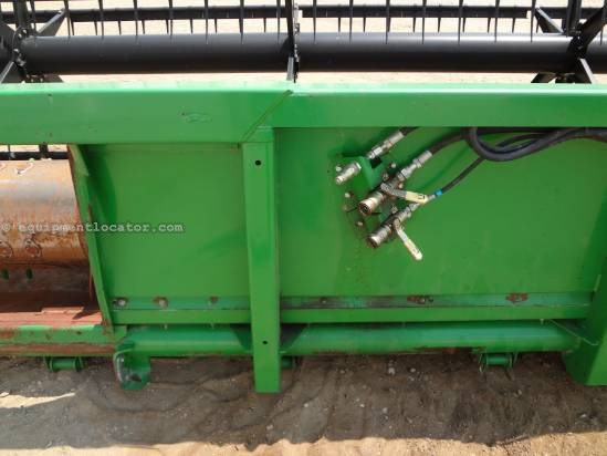 2004 John Deere 630F - 30 ft, AHHC (9600,9610,9650) Header-Flex For Sale
