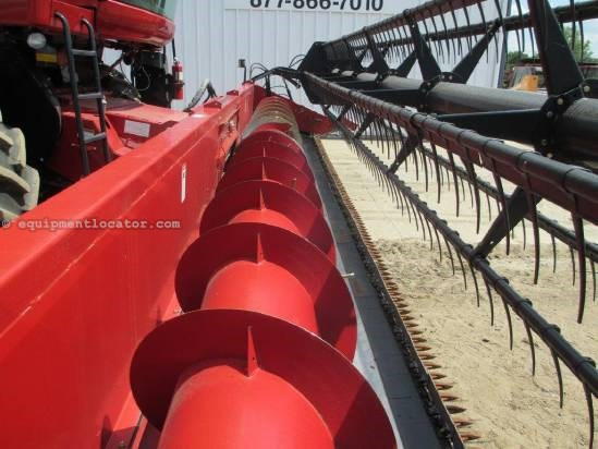 2009 Case IH 2020, 30', (6088/7088/7010/8010), FT, HHC Header-Flex For Sale