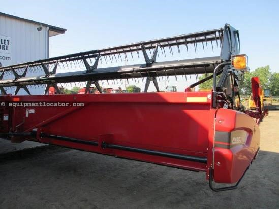 2009 Case IH 2020-35', (7088/7010/8010/720/8120), FT, HHC Header-Flex For Sale