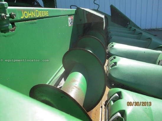 2004 John Deere 893, 8R30, 9650/9660/9760/9670, NEW Fluted Rolls Header-Corn For Sale