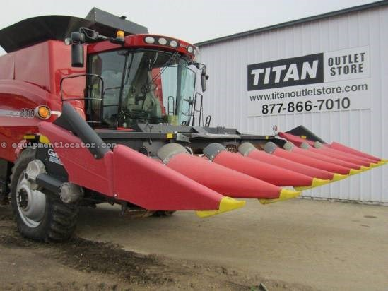 2008 Geringhoff RD830 Header-Corn For Sale
