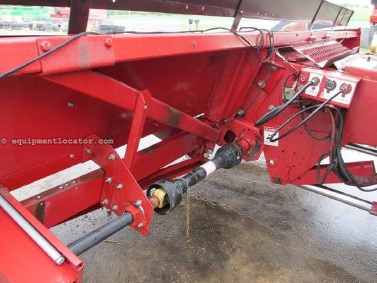 1995 Case IH 1083, 8R30, (1688/2166/2366/2388), FT, HHC Header-Corn For Sale