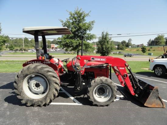 2004 Massey Ferguson 461 Tractors For Sale at EquipmentLocator com