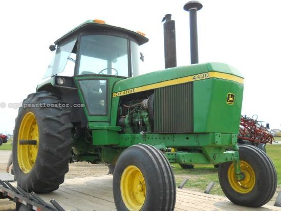 1973 John Deere 4430 Tractor For Sale