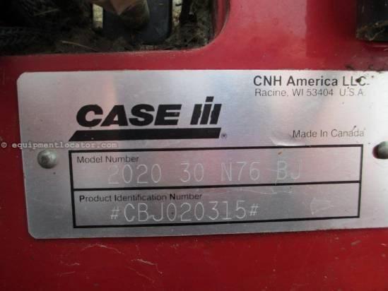 2005 Case IH 2020, 30', (7088/7010/8010/2388 w/plate), HHC  Header-Flex For Sale