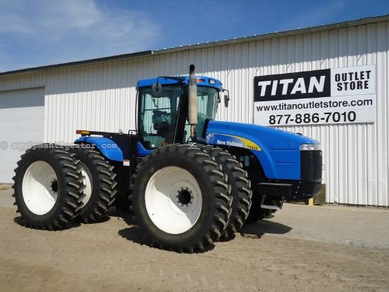 2010 New Holland T9020 Tractor For Sale