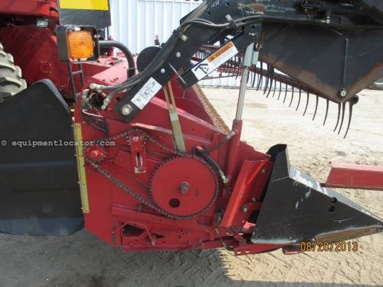 2002 Case IH 1020-25', (2166/2188/2366/2388), FT, Full Finger Header-Flex For Sale