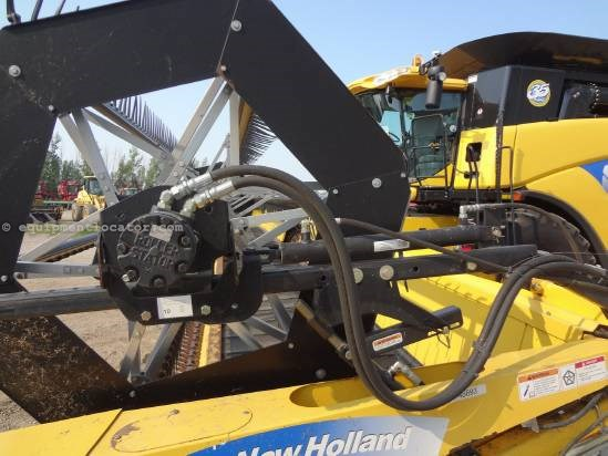 2008 New Holland 94 Header-Draper For Sale