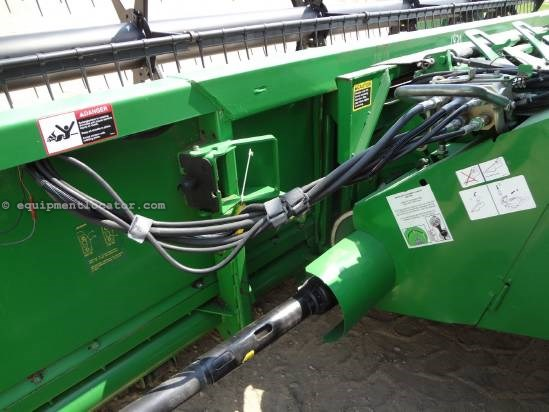 2005 John Deere 635F - 35 ft, Contour (9660,9760,9860,9770,9870) Header-Flex For Sale