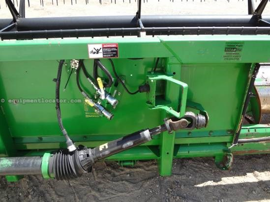 2004 John Deere 630F - AHHC (9610,9650,9750) Header-Flex For Sale
