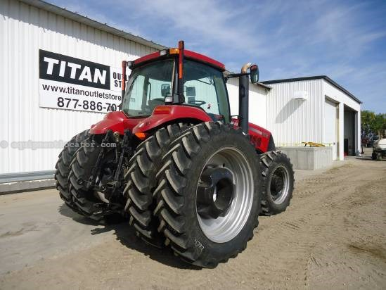 2009 Case IH Magnum MX275 Tractor For Sale