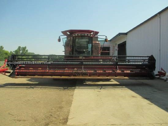 "1995 Case IH 1020, 30', 3"" Cut, 1688/2188/2366/2388, Poly Skids Header-Flex For Sale"