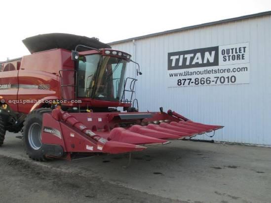 2009 Case IH 2608 Header-Corn For Sale
