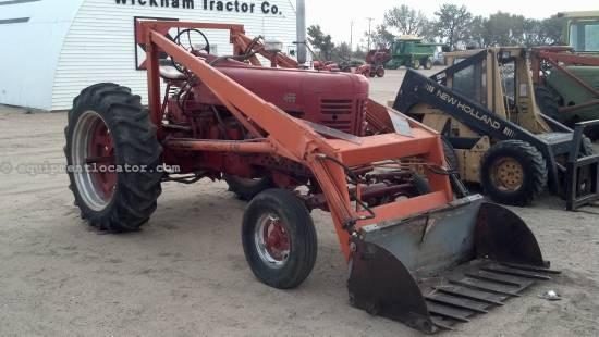 Farmall Compact Tractors For Sale : Farmall tractor for sale at equipmentlocator
