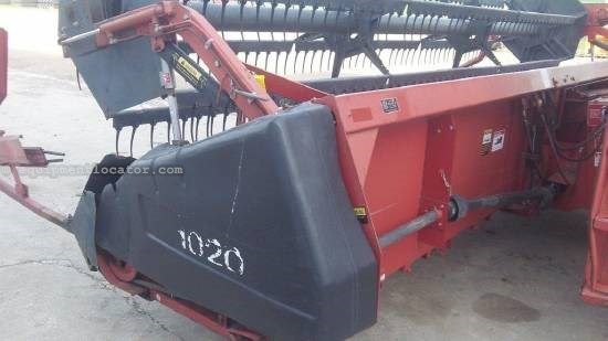 1987 Case IH 1020 Header-Flex For Sale