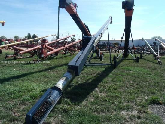 """2011 Harvest International 1042, 42', 10"""" Diam, Paint, Elec Motor Drive Auger-Portable For Sale"""