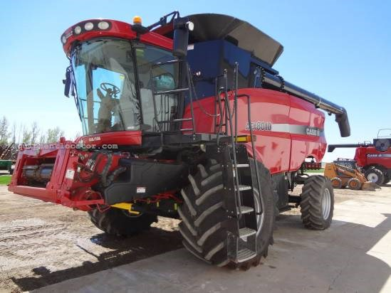 2006 Case IH 8010 Combine For Sale