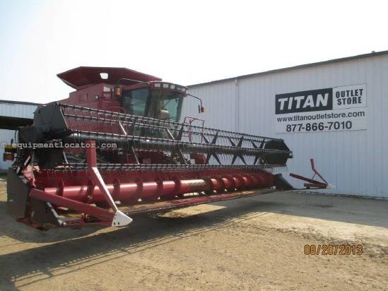 2004 Case IH 1020 30',(2188/2366/2388), FT, HHC, Fore/Aft Header-Flex For Sale