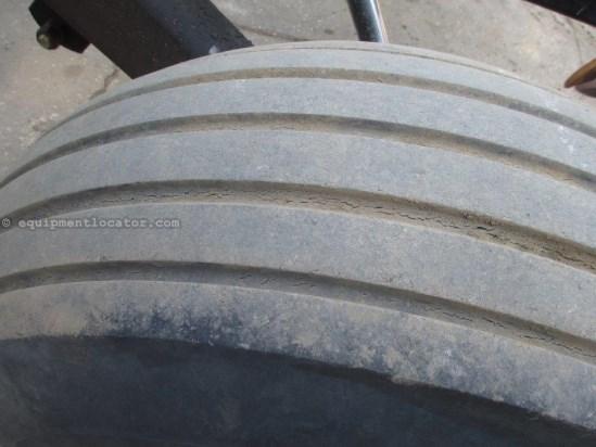 1994 DMI 730,17', 7 Shank, Cush Gang, Hyd Depth Adjust Disk Ripper For Sale