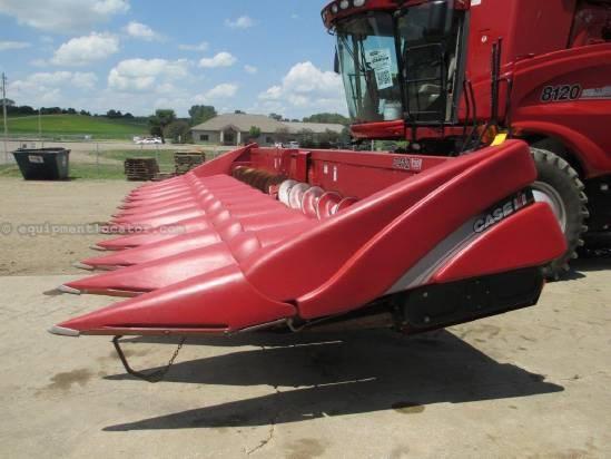 2010 Case IH 3412, 12R30,(7010/7120/8010/8120), FT, Low Prof Header-Corn For Sale