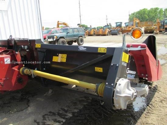 2006 Geringhoff RD830, 8R30, 2188/2366/2388/, Rota Disk, Poly Header-Corn For Sale