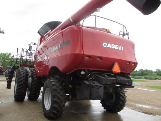 2007 Case IH 7010, UPTIME READY!, 1292 Sep Hr, FT, RT Combine For Sale