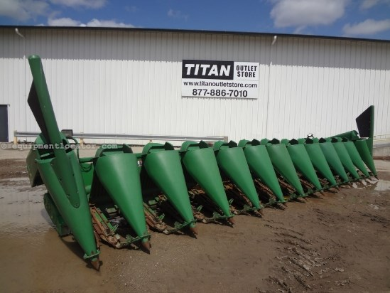 1997 John Deere 1293 - 12R30 (9760,9860,9770,9870)  Header-Corn For Sale