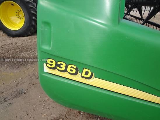 2006 John Deere 936 Header-Draper For Sale