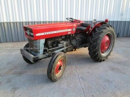 1967 Massey Ferguson 135 Tractor For Sale at EquipmentLocator com