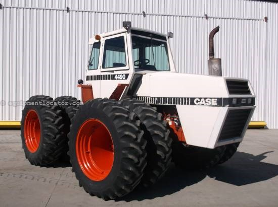Case 4490 Tractor : Case tractor for sale at equipmentlocator