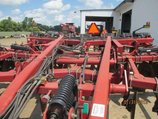 2005 Case IH 730B, 17', 7 Shank, Pull Type Rippers For Sale