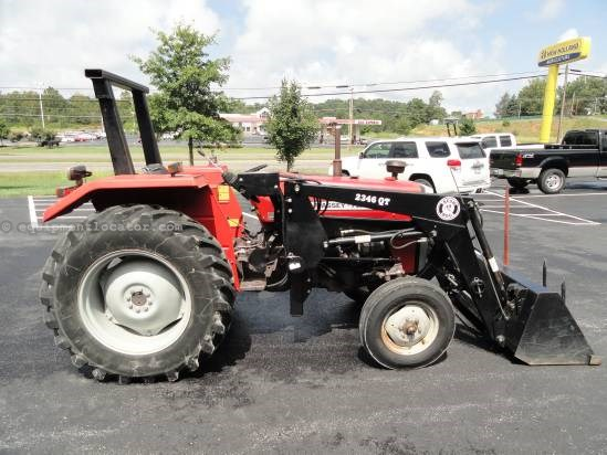 Massey Ferguson 231 Tractor : Massey ferguson tractor for sale at