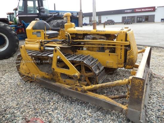 Caterpillar bulldozer te koop