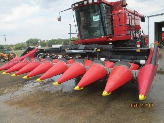 2007 Geringhoff RD830, 8R30, 1688/2188/2366/2388, Chopping Header-Corn For Sale