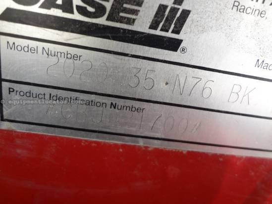 2007 Case IH 2020 - 35 ft (7088,7010,8010,7120,8120,9120) Header-Flex For Sale