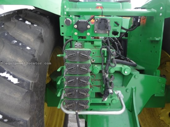 2010 John Deere 9630 - 1067 hrs, Triples, 5 hyd, PowerShift Tractor For Sale