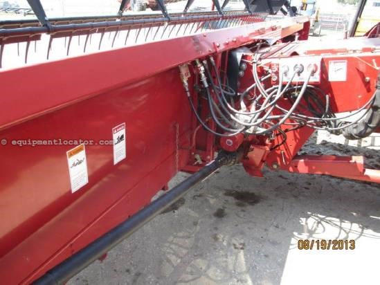 2004 Case IH 1020,30', (2188/2366/2388), FT, HHC, Fore/Aft Header-Flex For Sale