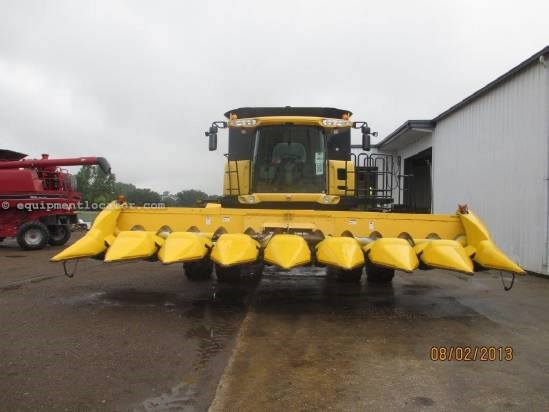 2009 New Holland 98D, 8R36, CR960 CR970 CR9070, Ear Savers, Poly  Header-Corn For Sale