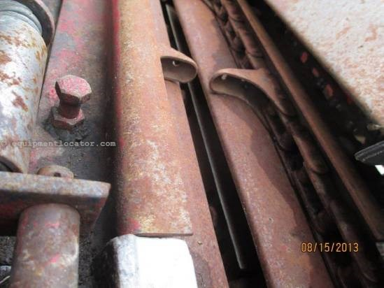 1998 Case IH 1063, 6R30, (1680/1688/2166/2188), Knife Rolls Header-Corn For Sale