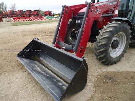 2008 Case IH MAXXUM 125 Tractor For Sale