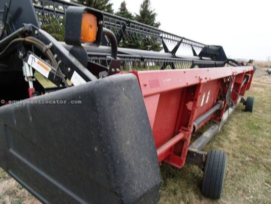2003 Case IH 1020, 25', 1688/2166/2188/2366/2388, FT, HHC   Header-Flex For Sale