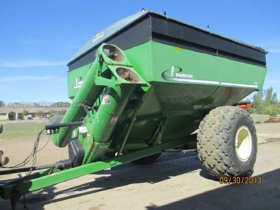2009 Parker 938, 1000 Bu., 1000 PTO, Tarp, Light Pkg Grain Cart For Sale