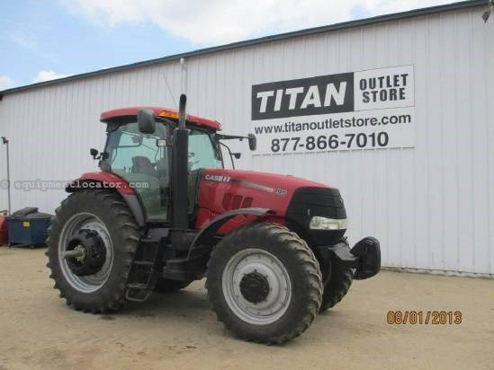 2008 Case IH PUMA 195, 2771 Hrs, 4 Remotes Tractor For Sale