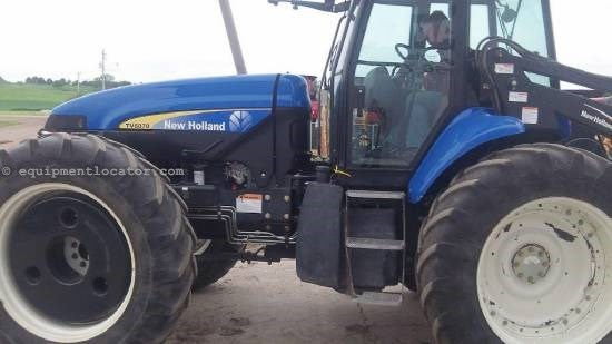 2008 New Holland TV6070 Tractor For Sale