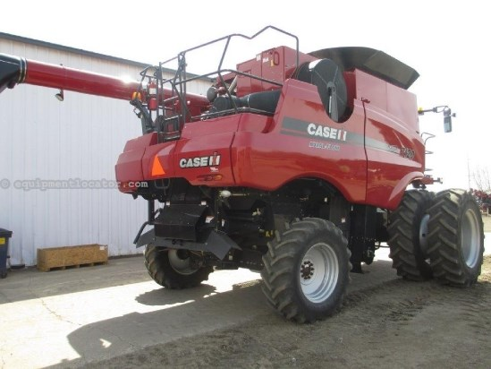 2009 Case IH AF7120, UPTIME READY!,  547 sep hr, RT, YMM, HID  Combine For Sale